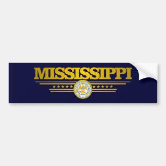 Mississippi (DTOM) Bumper Sticker