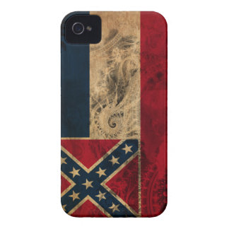 Mississippi Flag iPhone 4 Cases