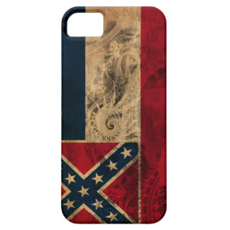 Mississippi Flag iPhone 5 Case