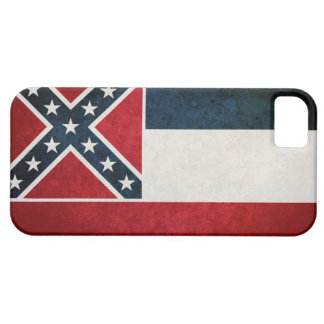 Mississippi Flag iPhone 5 Cases