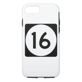 Mississippi Highway 16 iPhone 7 Case