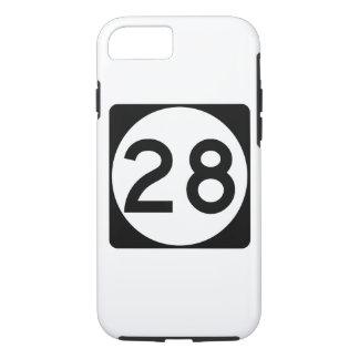 Mississippi Highway 28 iPhone 7 Case