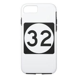Mississippi Highway 32 iPhone 7 Case