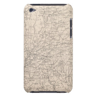 Mississippi iPod Touch Case-Mate Case