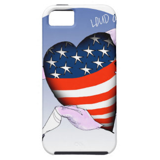 mississippi loud and proud, tony fernandes iPhone 5 covers