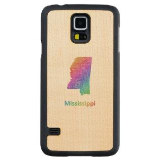 Mississippi Maple Galaxy S5 Slim Case