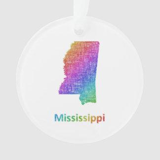 Mississippi Ornament