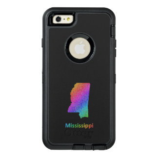Mississippi OtterBox Defender iPhone Case