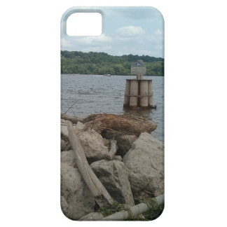 Mississippi River at Port of Dubuque iPhone 5 Covers