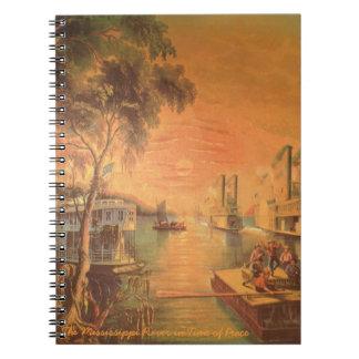 Mississippi River Notebook