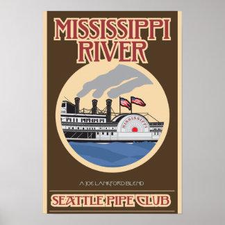 Mississippi River Print