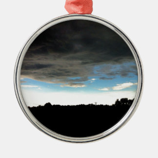 Mississippi Sky Christmas Ornament
