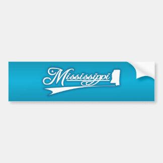 Mississippi State of Mine Bumper Sticker