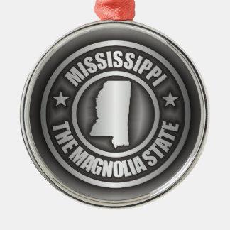 """Mississippi Steel"" Ornaments"