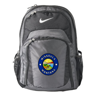 Missoula Montana Backpack