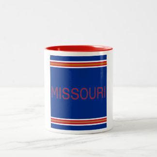 Missouri 11 oz Two-Tone Mug
