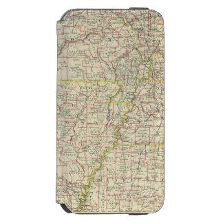 Missouri, Arkansas, Kentucky, Tennessee Incipio Watson™ iPhone 6 Wallet Case
