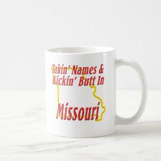 Missouri - Kickin' Butt Coffee Mug