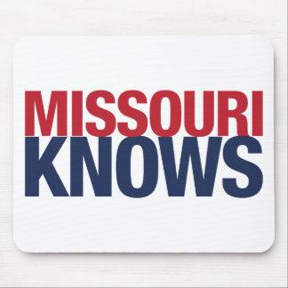 Missouri Knows Mouse Pad