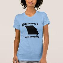 Missouri loves company t shirts