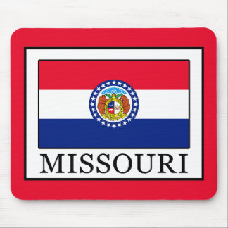 Missouri Mouse Pad