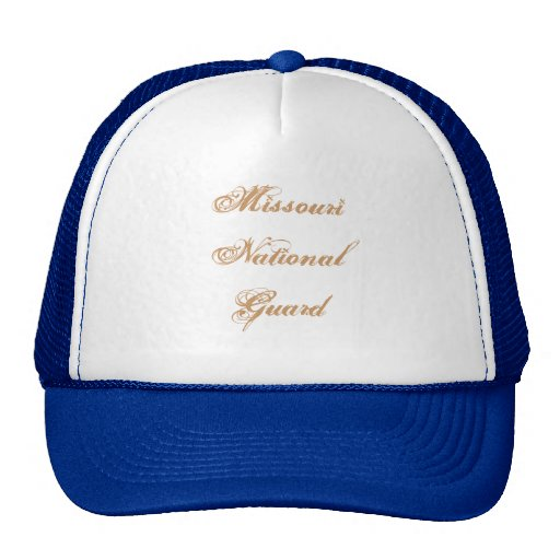 Missouri National Guard Hats