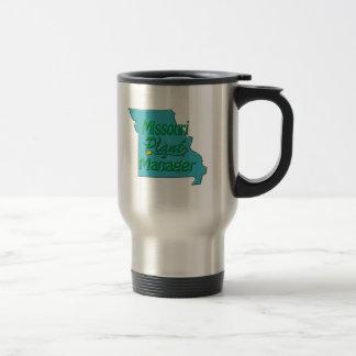 Missouri Plant Manager Travel Mug