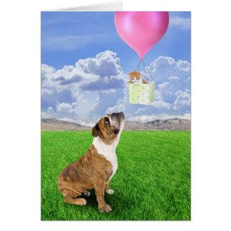 missyou-2 greeting card