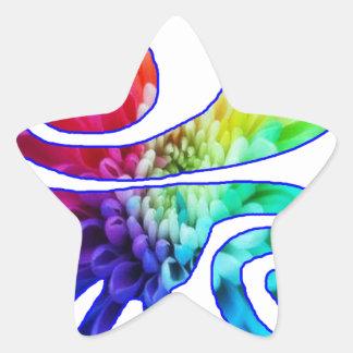 MISTICAL, WWW.DRCHOS.COM, LUCK, LOVE, PEACE STAR STICKERS