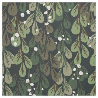 Mistletoe Fabric