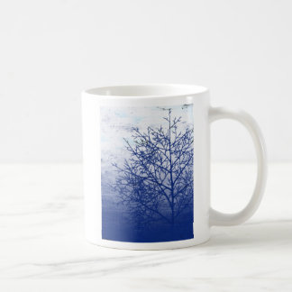 Misty Morning Tree Coffee Mug