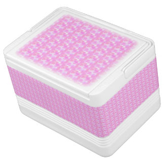 MISTY ROSE Igloo 12 Can Cooler ~ Chilly Bin