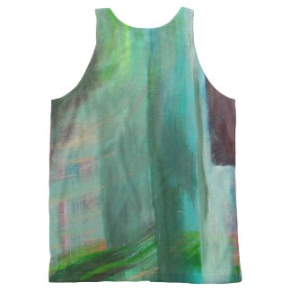 Misty's Song All-Over Print Tank Top