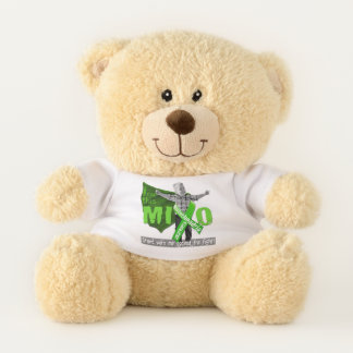Mito Awareness Stand With Me Teddy Bear