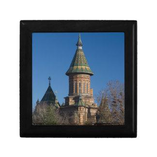 Mitropolitan Cathedral, Timisoara, Romania Gift Box