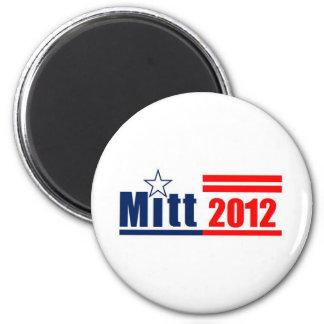 """Mitt Romney 2012 - """"Mitt 2012"""" Magnet"""