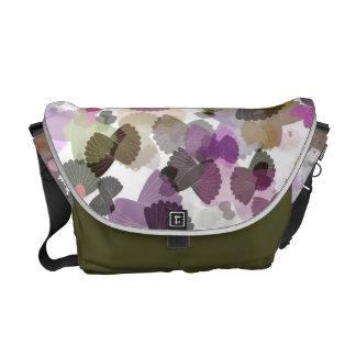 Mixed Color bowtie Style Messenger Bag