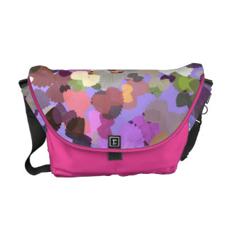 Mixed Color bowtie Style Messenger Bag