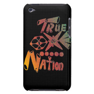 Mixed Leopard Print True Nation iPod Touch Case-Mate Case