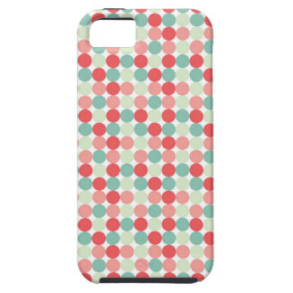 Mixed Spots Case For iPhone 5/5S