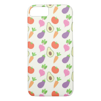Mixed Vegetable Pattern iPhone 8/7 Case