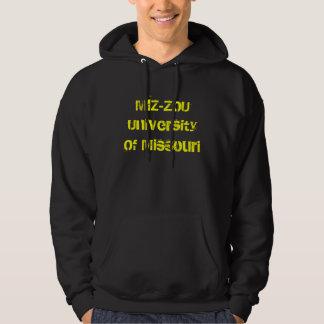 MIZ-ZOU University Of Missouri Hoodie