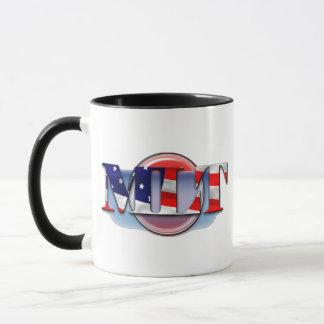 MLT in the  USA MEDICAL LABORATORY TECH FLAG Mug