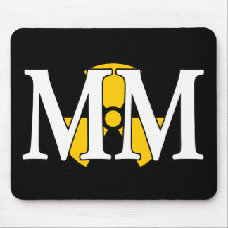 MM - Machinist's Mate Mouse Pad