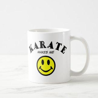 MMS: Karate Basic White Mug
