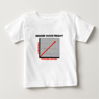 Mo Money More Problems Baby T-Shirt