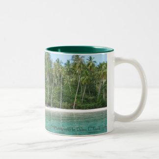 Moana Lagoon on Moorea Mug
