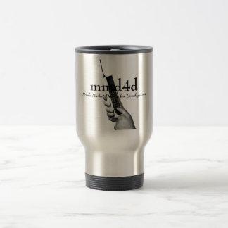 Mobile Market Design for Development Stainless Steel Travel Mug