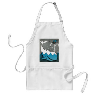 Moby Dick Aprons