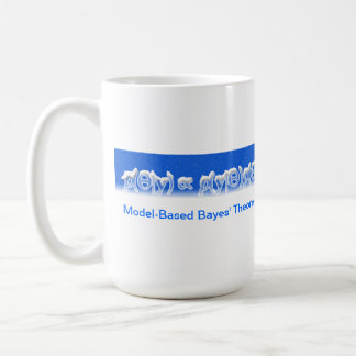 Model-Based Bayes' Theorem Coffee Mug